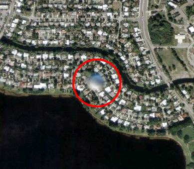 Google Earth Ufo