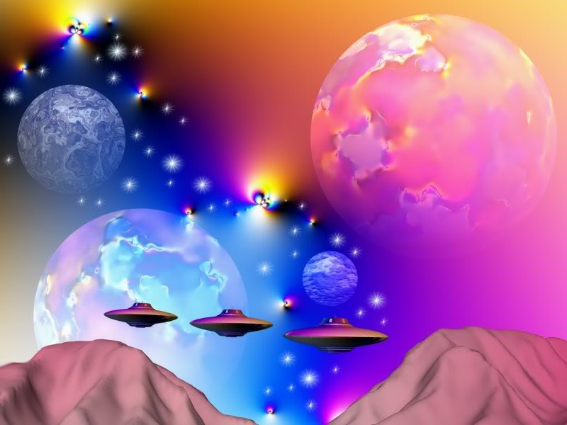 IMAGES TO NOURISH THE SPIRIT AND TOUCH THE HEART - Page 12 Flight_from_another_universe
